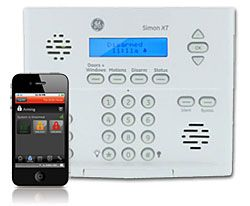 GE/Interlogix Simon XT Wireless Security System