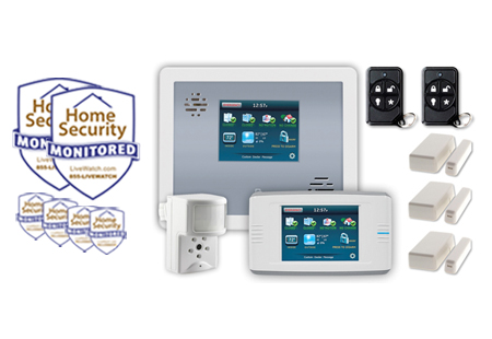 product details livewatch security. Black Bedroom Furniture Sets. Home Design Ideas