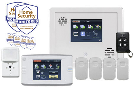 Product details livewatch security do it yourself home security systems package solutioingenieria Images