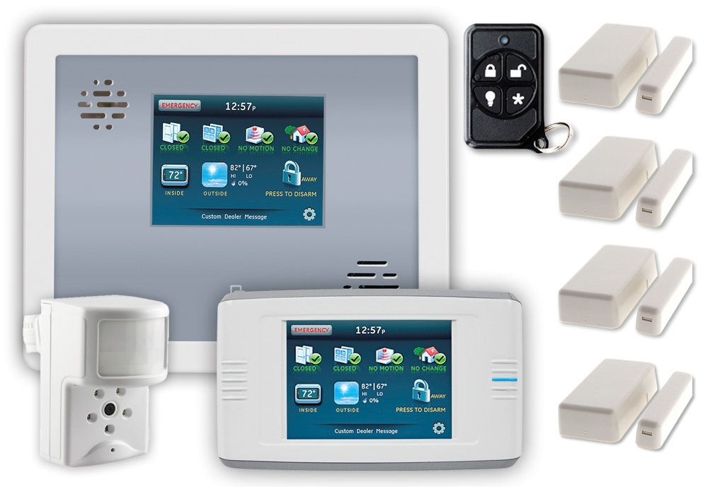 Burglar alarms systems bing images Home security monitoring atlanta