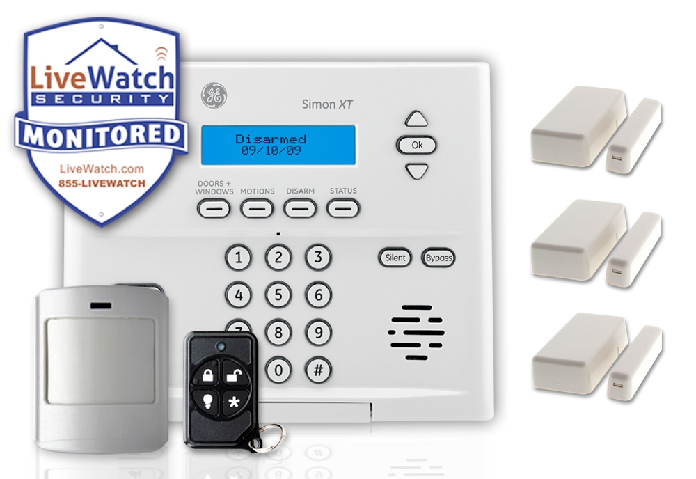 Cellular Based Home Security Security Sistems
