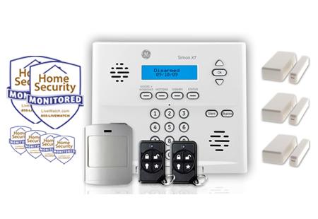 Diy Cellular Home Security System Security Sistems