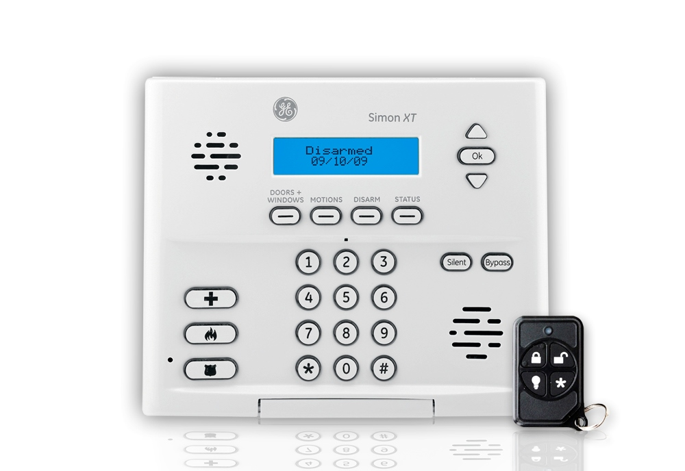 Home security systems and wireless burglar alarms safemart for Self security system