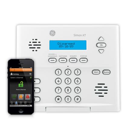 simon xt custom wireless security system. Black Bedroom Furniture Sets. Home Design Ideas