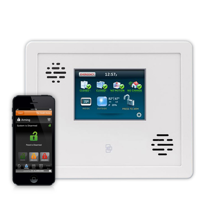 GE/Interlogix Simon XTi Wireless Touchscreen Alarm System